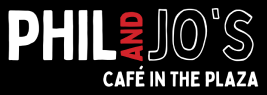 Phil and Jo's Cafe Logo